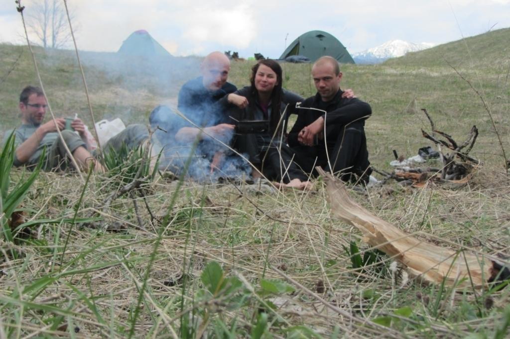 Jaro v Monte Negru