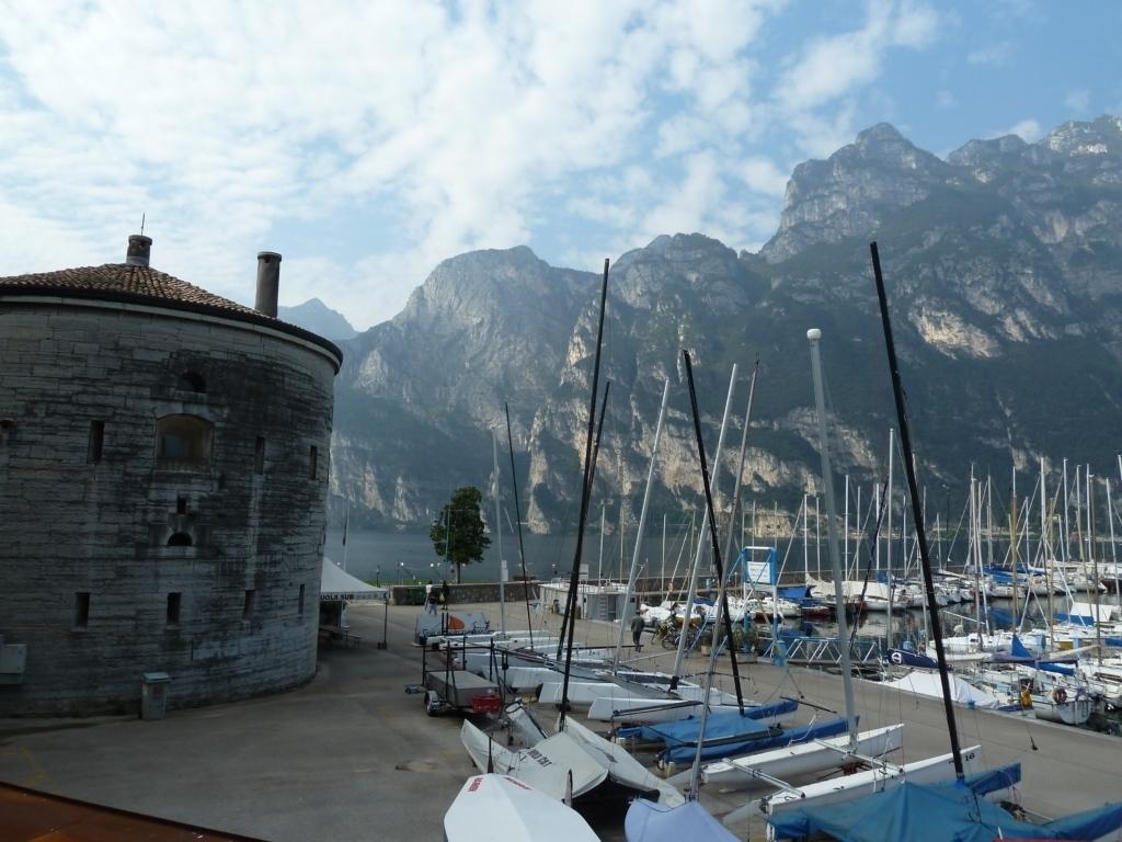 Rakouské a Italské cyklo-lezení