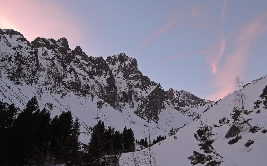 Opět Tatry a opět v zimě