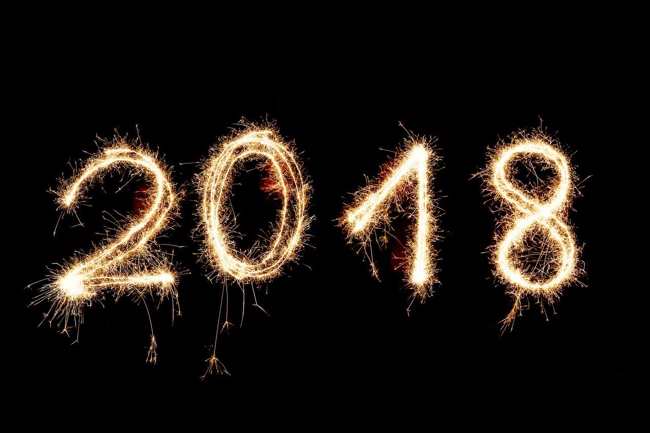 Co se dělo v roce 2018